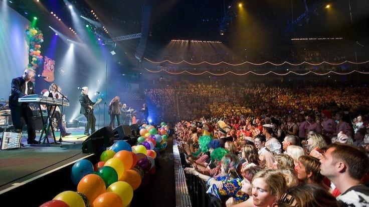 Sessionsauftakt Elfter im Elften in der Lanxess-Arena