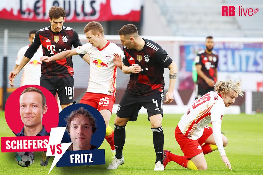 Alle Jahre wieder: Gerangel zwischen RB Leipzig und dem FC Bayern.