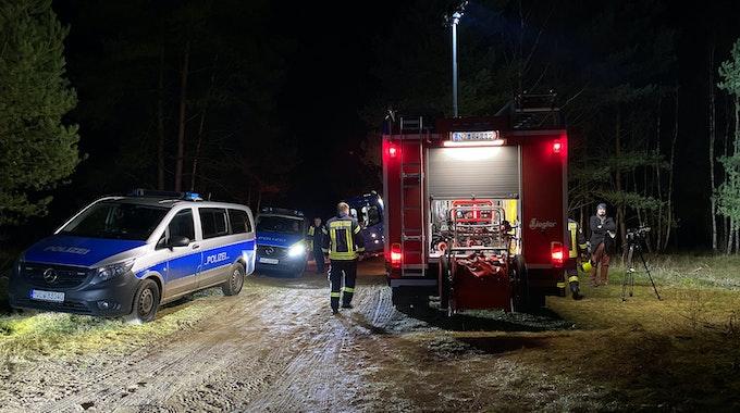 Für den Dreijährigen kam jede Hilfe der Rettungskräfte (hier ein Symbolfoto von 2020 in Neustrelitz) bereits zu spät.