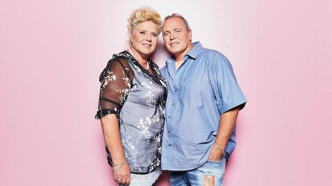 Haben sich Silvia Wollny und ihr Harald (hier am 17. Dezember 2020) getrennt?