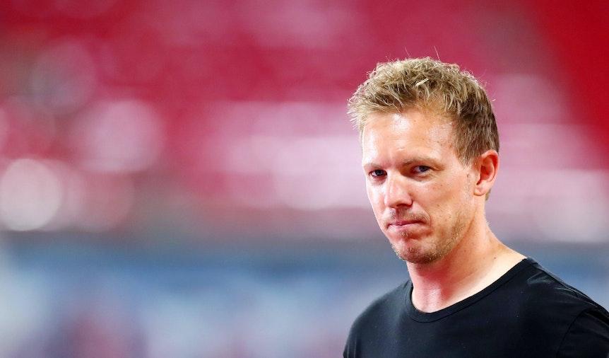 Hat Julian Nagelsmann beim FC Bayern Erfolg, verdient auch RB Leipzig mit.
