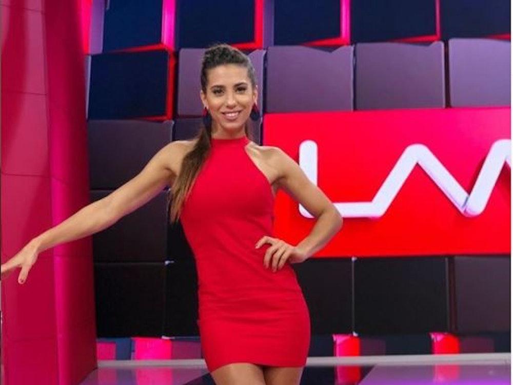 Cinthia Fernandez ist in Südamerika bereits als TV-Moderatorin bekannt. Jetzt will sie in die Politik.