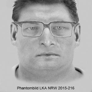 Das Landeskriminalamt NRW führt polizeiliche Ermittlungen im Zusammenhang mit einer Bankraubserie in Nordrhein-Westfalen und Rheinland-Pfalz durch. Das Foto wurde für die Öffentlichkeitsfahndung zur Verfügung gestellt.
