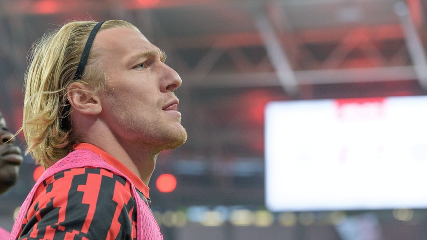 Emil Forsberg und RB Leipzig könnten mit einem Sieg gegen Manchester City einen Befreiungsschlag landen.