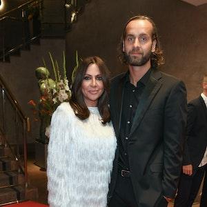 Simone Thomalla und Silvio Heinevetter kommen zur Spendengala der GRK-Golf-Charity Masters in das Hotel The Westin Leipzig.