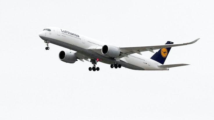 Am Mittwochabend (15. September) flog ein Airbus A350-941 im Tiefflug über den Kölner Flughafen – offenbar zur Sichtkontrolle, weil die Instrumente den Piloten einen Reifenplatzer anzeigten.