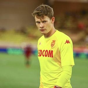 Monaco-Torwart Alexander Nübel