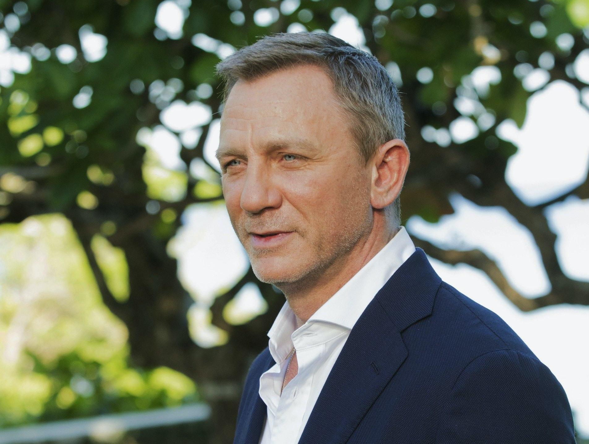 "Daniel Craig hält emotionale Abschieds-Rede am ""James Bond"
