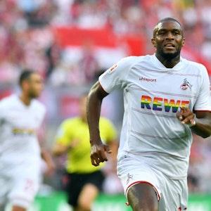 Anthony Modeste im Spiel gegen RB Leipzig