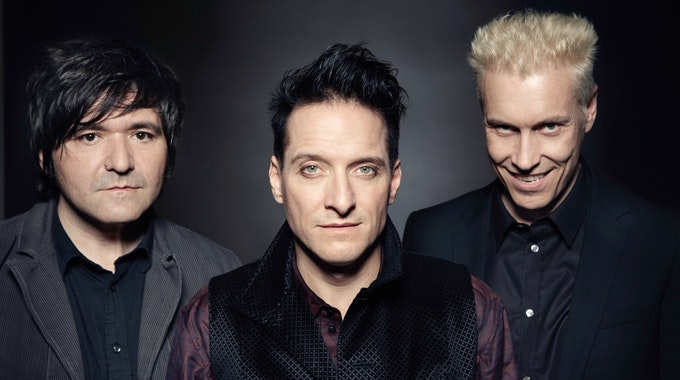 """Die Band """"Die Ärzte"""" wollte im November in Köln spielen."""