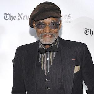 Am 21. September starb der afroamerkanische Filmemacher Melvin van Peebles. Auf unserem Foto sieht man den Film-Giaganten 2008 bei der Verleihung der 18. Gotham Independent Film Awards in New York.