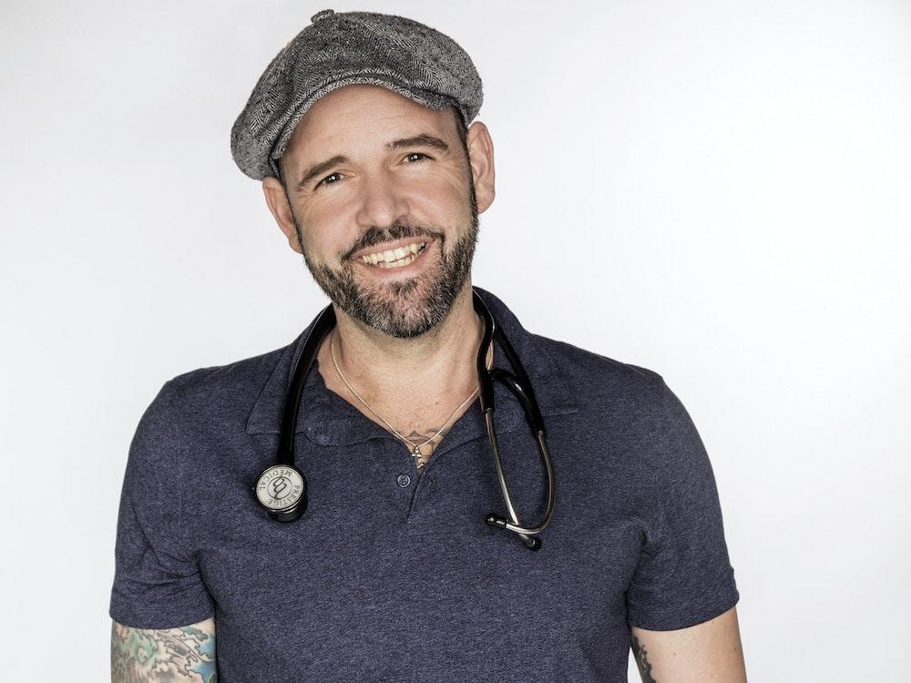 Doc Esser: Dr. med Heinz Wilhelm Esser/ Foto für WDR-Sendung
