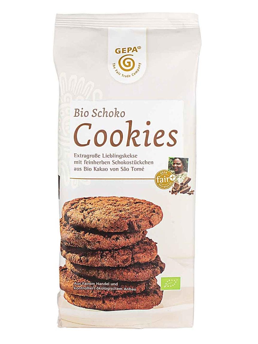 Die Schoko-Cookies einer Charge von Gepa werden zurückgerufen.