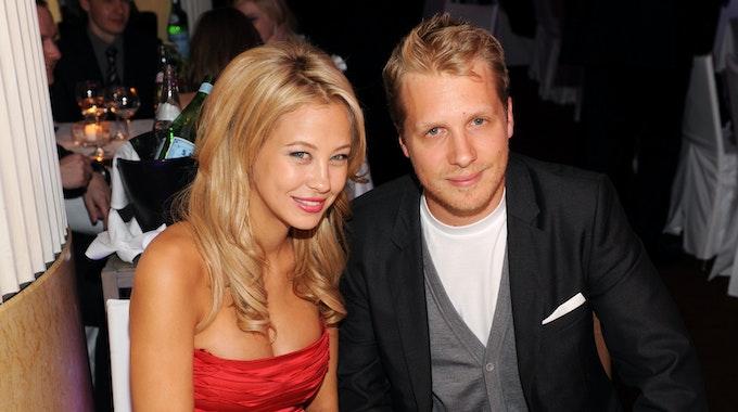 Oliver Pocher und seine Ex-Frau Sandy Meyer-Wölden, hier auf einem Foto bei einer Gala 2009 in München, sprechen nun offen über die Gründe ihrer Trennung.