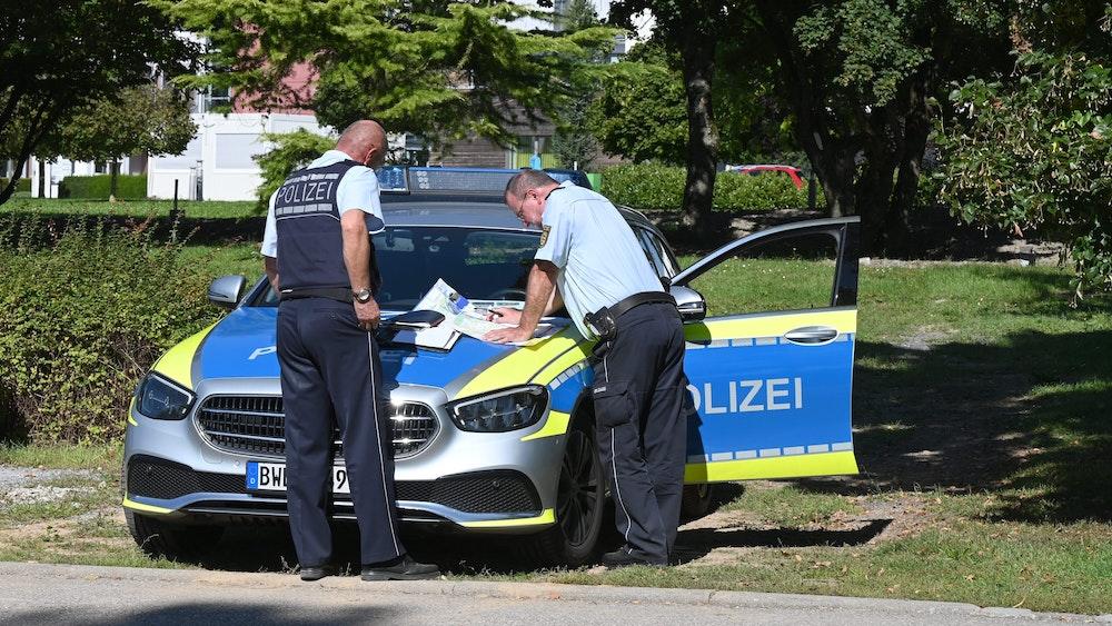 Nach einem erneuten Klinikausbruch aus einer Weinsberger Klinik musste die Polizei erneut anrücken.