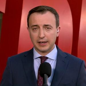 CDU-Generalsekretär Paul Ziemiak zieht nach Bundestagswahl 2021 in ARD erstes Fazit.
