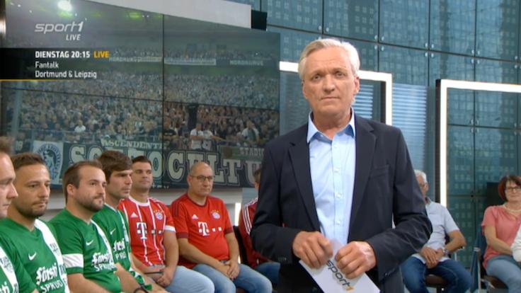 Rudi Brückner moderiert den Doppelpass am 26. September 2021