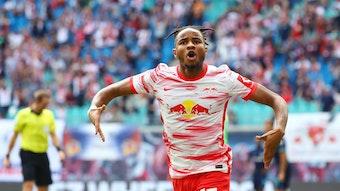 Zwei Treffer, zwei Vorlagen, zwei Hochkaräter gegen die Hertha: Christopher Nkunku