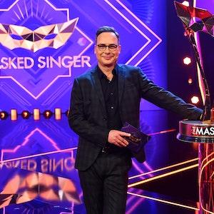 """Matthias Opdenhövel präsentiert """"The Masked Singer"""" bei ProSieben"""