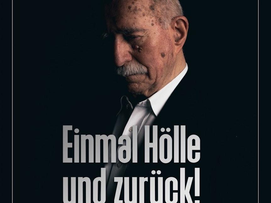 """Das Buchcover der Biografie """"Einmal Hölle und zurück"""" von Werner Hansch."""