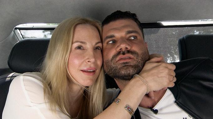 Sommerhaus der Stars 2021: Michelle Monballijn und Mike Cees-Monballijn.