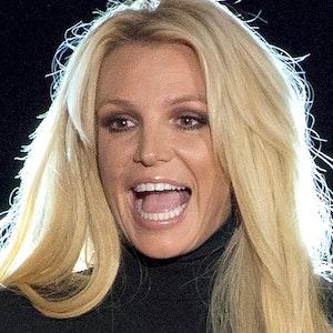 Britney Spears steht am 18.10.2018 auf der Bühne vom Park MGM Hotel-Casino.