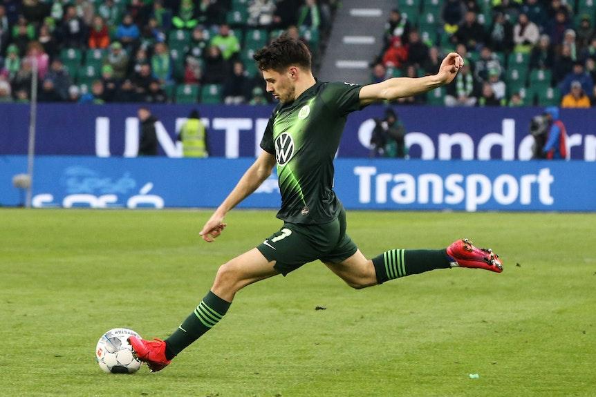 Josip Brekalo kann gegen RB Leipzig wahrscheinlich auf dem Platz stehen.