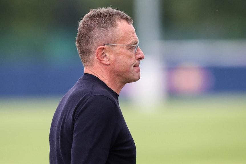 Wird derzeit mit einigen Klubs in Verbindung gebracht: Der frühere Leipziger Sportdirektor und Trainer Ralf Rangnick