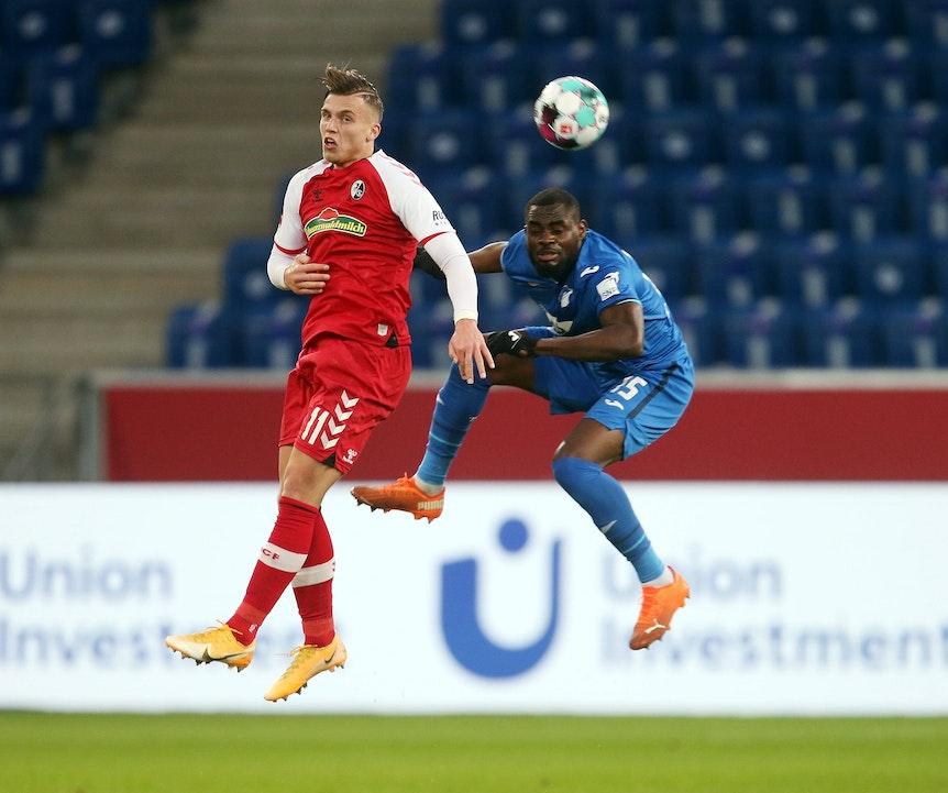 Der erste bei RB Leipzig ausgebildete Spieler mit einem Bundesligator: Freiburgs Ermedin Demirovic (l.) sammelte am Wochenende zwei Assists.
