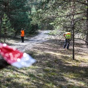 Der Rettungstrupp hatte kaum Aussicht, den Vermissten zu finden (das Symbolfoto dient lediglich zur Illustration und hat mit der Suche nichts zu tun).