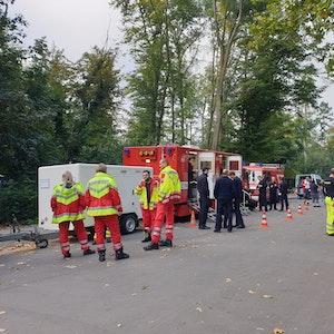 Köln-Lindenthal: Evakuierung und Bombenentschärfung