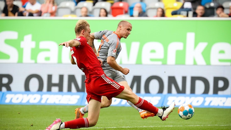 Fortuna Düsseldorf verliert gegen den SC Paderborn.