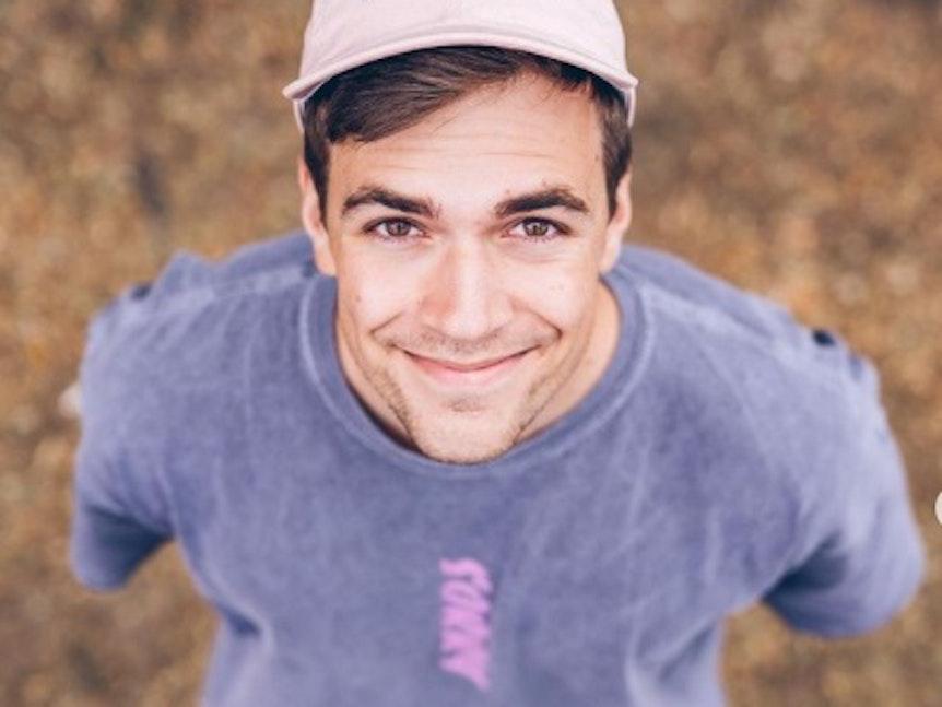 Der Kölner Youtuber Maximilian Kolb (24)