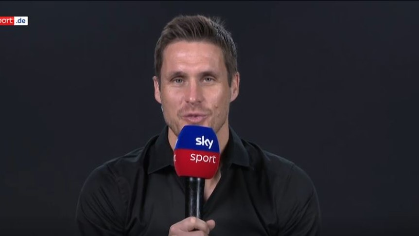 Sebastian Kehl als Gesprächsgast bei Sky90.