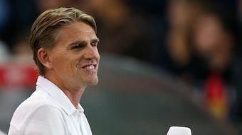 """""""Ich habe nichts, was mich von hier wegzieht"""": Christoph Freund wird nicht neuer Sportdirektor bei RBL."""