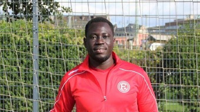 Sentoji Ogunbiyi, Amputierten-Fußballer von Fortuna Düsseldorf