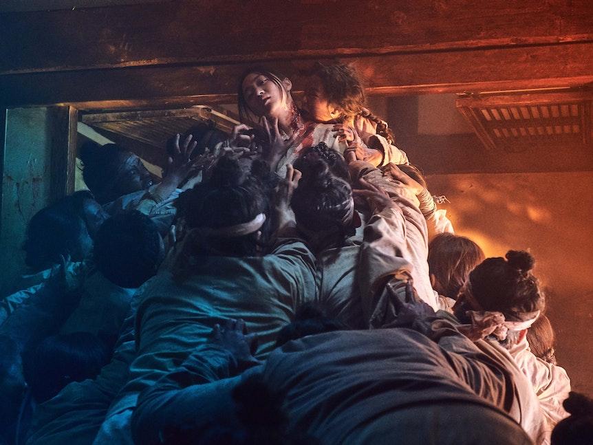 """In """"Kingdom"""" gibt es Zombie-Action im historischen Korea."""