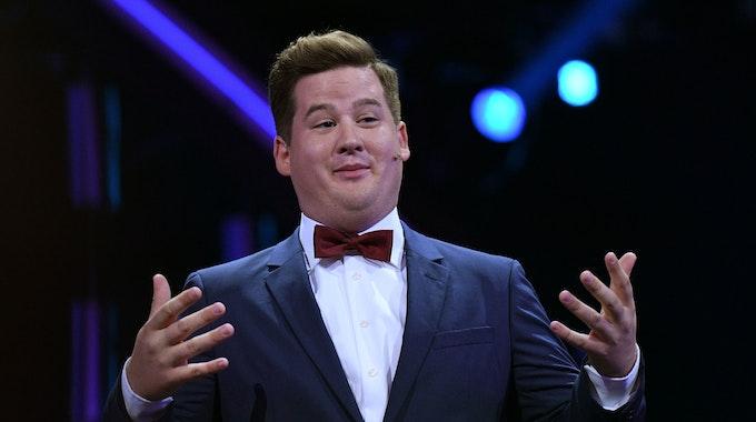 Comedian Chris Tall (30) sprach in einem Podcast offen über seine Panikattacken und Zwänge.
