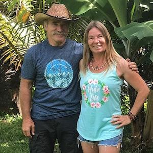 Konny und Manu Reimann (hier im November 2020) dürfen sich freuen: Ihre Tochter Janina ist erneut schwanger.