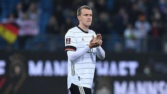Lukas Klostermann kam gegen Rumänien zu seinem 15. Länderspiel.