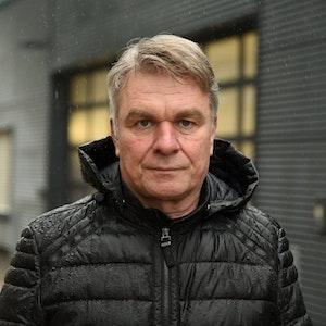 Markus Weber, Leiter der Mordkommission