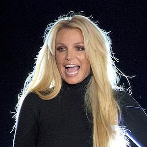 Britney Spears steht am 18. Februar 2018 auf der Bühne des Park MGM Hotel-Casino in Las Vegas. Ihre Kinder Sean (16) und Jayden (15) zeigen sich jetzt auf Instagram.