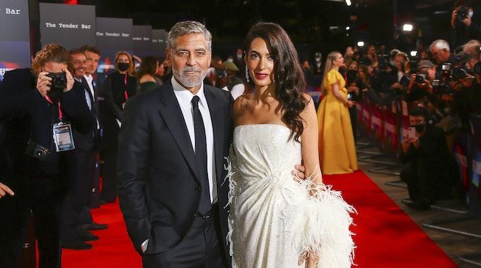 Amal Clooney hat ein skurilles Lieblingsessen.