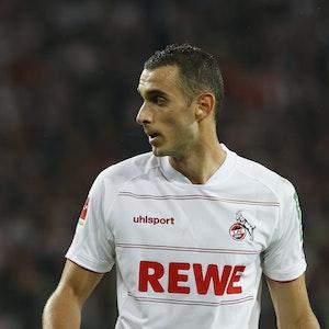Ellyes Skhiri im Trikot des 1. FC Köln