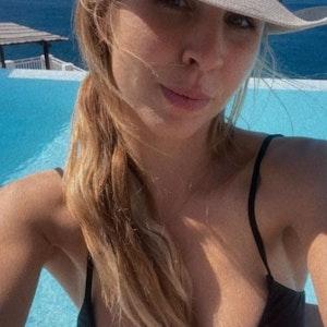 Nina Neuer im Griechenland-Urlaub