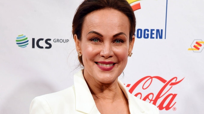 """Sonja Kirchberger spielt eine wichtige Rolle in der neuen Staffel der ZDF-Krimireihe """"Blutige Anfänger""""."""