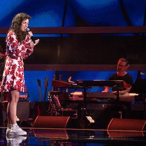 """Ex-ESC-Teilnehmerin Ann Sophie wagte bei """"The Voice of Germany"""" am Donnerstagabend (15. Oktober) ihren musikalischen Neustart."""