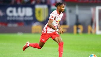 Volldampf voraus: Christopher Nkunku im Spiel zwischen RB Leipzig und dem VfL Bochum.