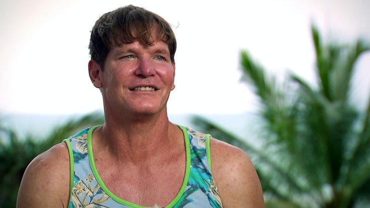 """Steff Jerkel lacht auf einem Foto vom 20. August 2020 in der TV-Show """"Kampf der Realitystars""""."""