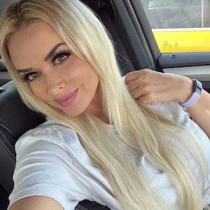 Daniela Katzenberger zeigt sich auf einem Selfie, hochgeladen am 25. September auf Instagram.